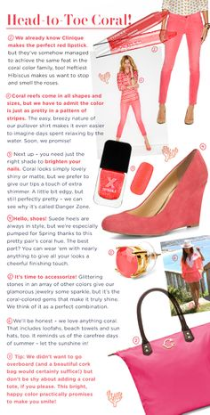 Color of the Month: Coral