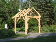 Appealing Colonial Garden Shed