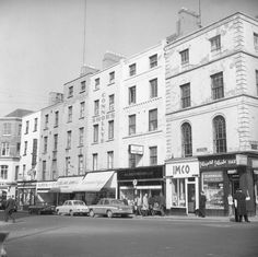 Capel Street 1965 Ireland Pictures, Old Pictures, Old Photos, Dublin Street, Dublin City, Gone Days, Ireland Homes, Photo Engraving, Dublin Ireland