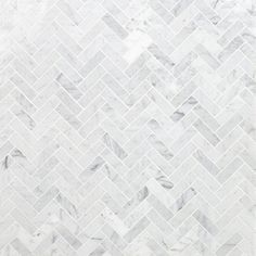 Ivy Hill Tile White Carrara Herringbone 12 in. - The Home Depot Ivy Hill Tile White Carrara Herringbone 12 in. - The Home Depot