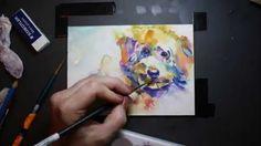 Doggie Dog In Stop Motion by Elisha Dasenbrock   http://www.etsy.com/shop/limitedpalette  Http://elishadasenbrock.com