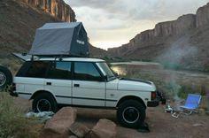 range rover classic custom bumpers - Google Search