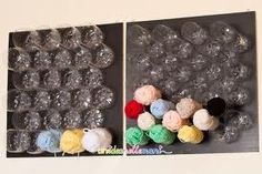 Learning to Crochet is as Easy as Knitting Room, Knitting Storage, Yarn Storage, Craft Room Storage, Fabric Storage, Yarn Crafts, Sewing Crafts, Diy And Crafts, Yarn Organization