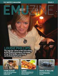 EMUZINE - Meet Author Louise Phillips