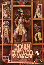 The Indian in the Cupboard - Lol!