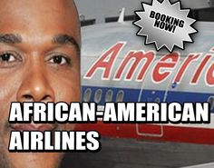 """African-American Airlines - Funny & Funky Side Of Life - Funk Gumbo Radio - Funk Gumbo Radio: http://www.live365.com/stations/sirhobson and """"Like"""" us at: https://www.facebook.com/FUNKGUMBORADIO"""
