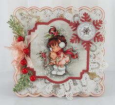 Whimsy Inspirations Blog: Wee with Berries, Very Cozy!
