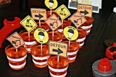 Barricade jello