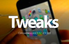 Tweaks compatibles con el Jailbreak de iOS 9.2/9.3.3 http://blgs.co/QtZ88G