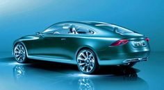 Another Volvo C90 proposal view from 2013.