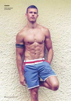 Adrien Kute. very nice shorts