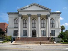 The Thalian Hall Center for the Performing Arts in Wilmington, North Carolina