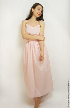 31b3f44f5c73400 Платья ручной работы. Ярмарка Мастеров - ручная работа. Купить Розовое  платье