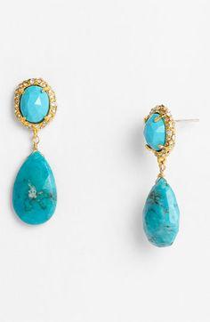 Alexis Bittar 'Elements' Stone Drop Earrings (Nordstrom Exclusive) | Nordstrom