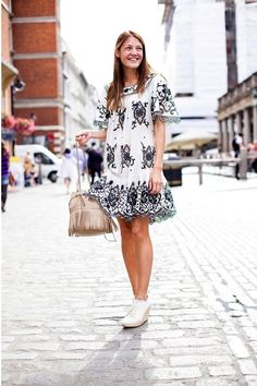 Street Style Photoblog - Fashion Trends - Min, Student, Covent Garden