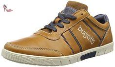 Bugatti F010731, Chaussures de ville à lacets pour homme