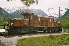 Image result for swiss crocodile locomotive