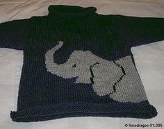 Ravelry: Animal Pullovers pattern by Nicky Epstein Crochet Toddler Sweater, Toddler Cardigan, Baby Boy Knitting, Knitting For Kids, Kids Knitting Patterns, Knitting Designs, Baby Patterns, Elephant Sweater, Animal Sweater