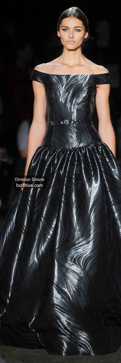 Best Gowns of Fall 2014 Fashion Week International