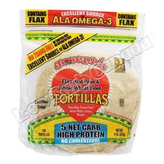 Joseph's Bakery - Low Carb Tortillas | Low Carb Canada