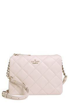 'emerson place harbor' quilted leather crossbody bag