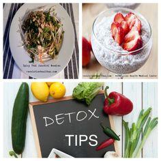 Dr. Julie's Favorite Detox Meals & Snacks. –See what Dr. Julie Gorman chooses on detox... Read More