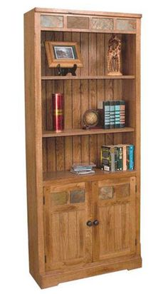 Lovely 2 Door Cabinet with Shelves