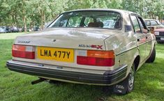 Cars that dominated Britain's streets and driveways until relatively recently are on the verge of extinction - including the Austin Metro, Morris Marina and Ford Sierra. Morris Marina, Ford Sierra, Old Classic Cars, 40 Years Old, Weekend Is Over, Old Cars, Vintage Cars, Nice Cars, British