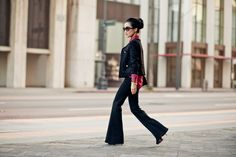 Hearts on Fire :: Red silk & Tweed lush : Wendy's Lookbook