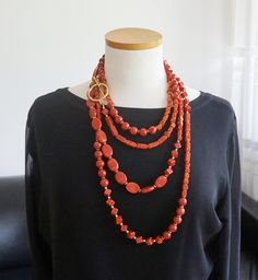 Ethnic Chic, Boho Chic, Handmade Design, Handmade Items, Ethnic Jewelry, Hippy, Beaded Necklace, Chain, Gifts