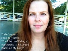 Food & Fitness: The Effects of Eating at Restaurants & Fast Food Places ...