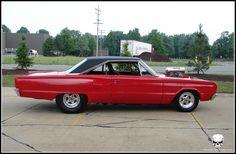 1967 Dodge Coronet Pro Street | 605 Hemi