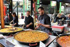 The Borough Market in #london #uk
