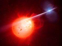 Hasta ahora creíamos que sólo las estrellas de neutrones pueden emitir haces de radiación en una dirección. Son lo que conocemos como púlsares, pero un nuevo estudio demuestra que hay una enana blanca que exhibe el mismo comportamiento... #astronomia #ciencia