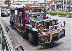 Jeepney - Baguio City, Benguet