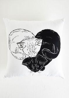 cats heart love pillow                                                                                                                                                                                 More