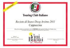 Vini Buoni d'Italia 2015 Corona