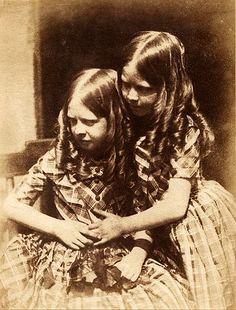 C. 1845 Hill & Adamson, The Misses Grierson