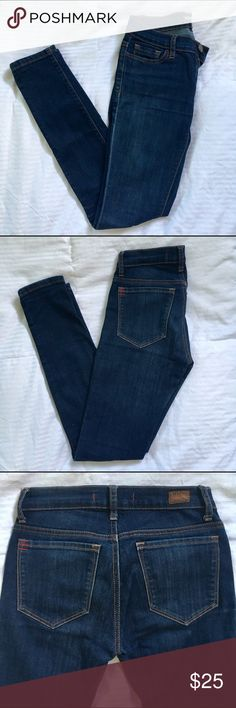 BDG/ Urban Outfitters mid rise cigarette jean BDG/Urban Outfitters mid rise cigarette jean- A classic skinny jean! Medium/dark wash, stretch denim. Size 25x30. Gently worn. Smoke and pet free home. Jeans Skinny