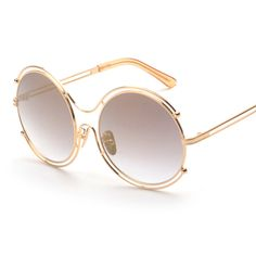 $8.16 (Buy here: https://alitems.com/g/1e8d114494ebda23ff8b16525dc3e8/?i=5&ulp=https%3A%2F%2Fwww.aliexpress.com%2Fitem%2FNew-oversized-round-metal-sunglasses-women-gold-metal-hollow-blue-pink-reflective-sun-glasses-brand-luxury%2F32523915698.html ) Peekaboo oversized round metal sunglasses women gold metal hollow blue pink reflective sun glasses brand luxury female vintage for just $8.16