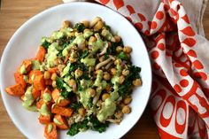 Sweet Potato Bowl wi