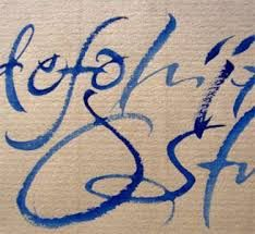 Image result for carl rohrs calligrapher