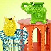 Take a look at the Pop of Color: Décor Accents event on #zulily today!