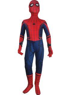 Super Hero Costumes, Cool Costumes, Halloween Costumes, Costumes Kids, Halloween Decorations, Kids Spiderman Costume, Spiderman Kids, Joker Costume, Spider Costume