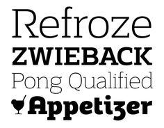adria slab by facetype #fonts #fontshop