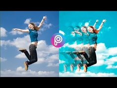 How to create an out of body illusion } optical illusions } special effects } by crazy tips 4k - YouTube Logo Design Tutorial, Design Tutorials, Photoshop Design, Photoshop Tutorial, Out Of Body, Professional Logo Design, 3d Logo, Logo Sticker, Logo Maker