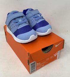 0e270aa68a7d7 Nike Downshifter 7 TDV Aluminum Metallic Silver 869971 400 Toddler s sz 3C  New  fashion