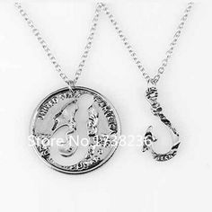 Vintage Styles Fashion Couples Lovers BF & GF Necklace