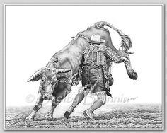 Graphite Pencil Drawing