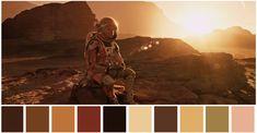 """""""Cinéma Palettes"""" : Les nuances Pantone des films célèbres #Inspiration"""